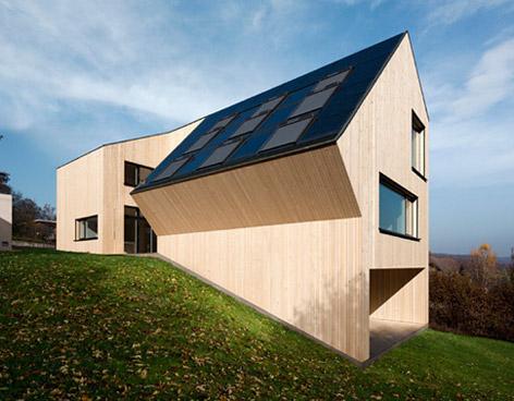 Sunlighthouse, una casa que funciona completamente con energías renovables