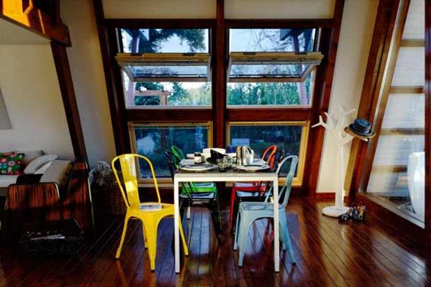 SOLETA, vivienda de cero emisiones, controlada por un, Smartphone