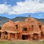 La Casa Terracota, construcción en armonía con la naturaleza