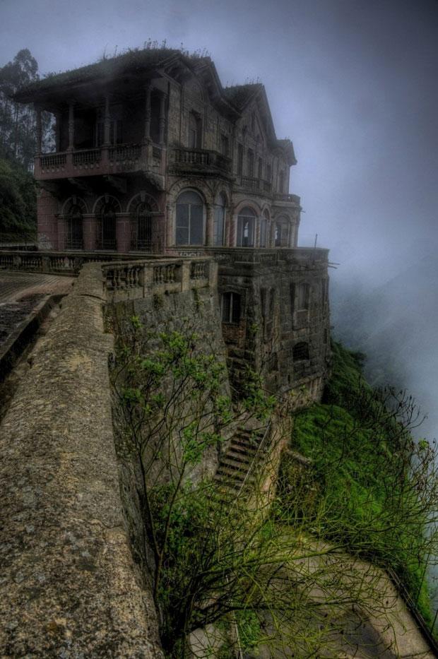 Los 30 lugares abandonados más bellos del mundo