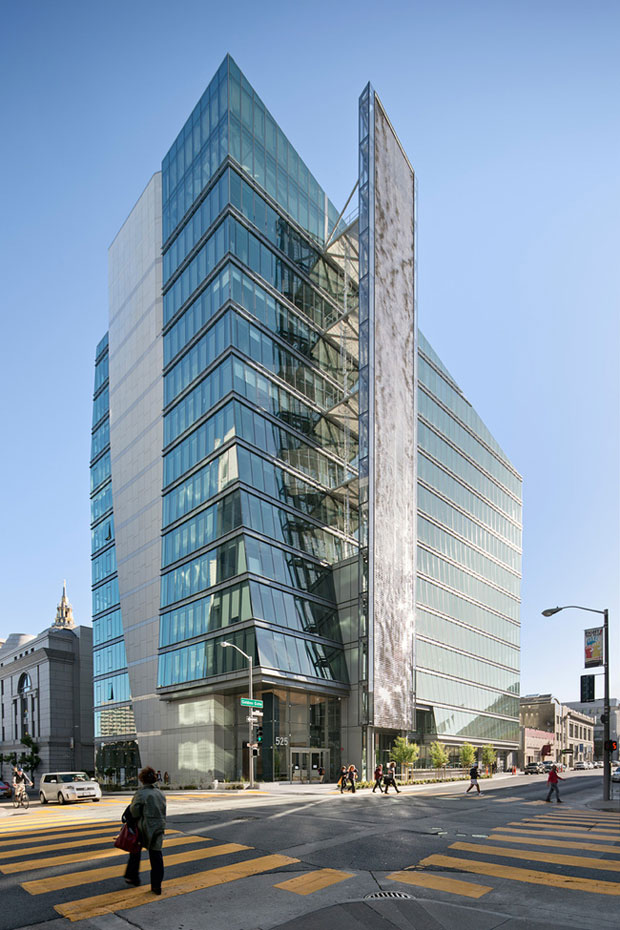 San Francisco Public Utilities Commission Headquarters (SFPUC), San Francisco / KMD Architects y Stevens & Associates