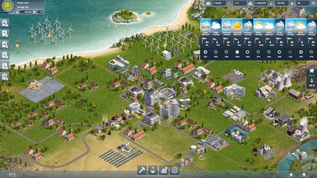 juego online de ciudades sustentables