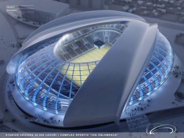 Propuesta de Estadio Sustentable para Craiova