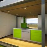 Solar Decathlon 2013: Micro-Casa se expande de forma inteligente