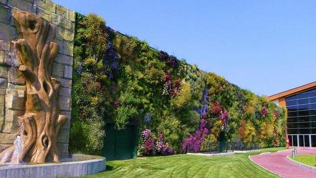 El ranking de los mejores jardines verticales