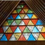 Una catedral de cartón en Nueva Zelanda