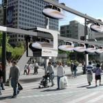 Israel: Taxis de levitación magnética ayudarán con la congestión vehicular