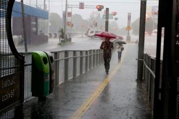 Proponen cosecha de agua de lluvia en la ciudad de México