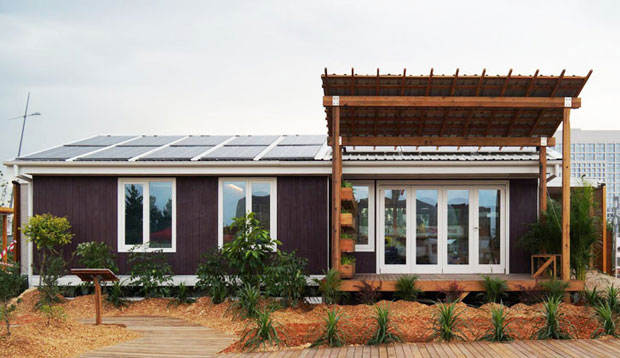 UOW Australia gana el Solar Decathlon China 2013