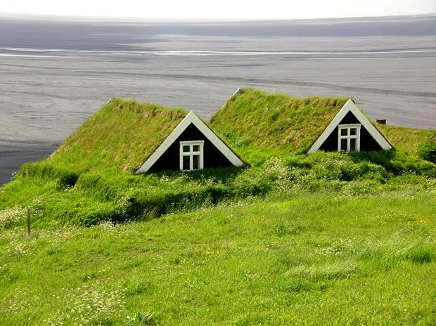 Islandia: las casas que precedieron la arquitectura sustentable