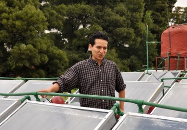 Una estación solar sustentable made in México