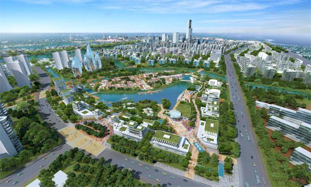 Teda: la ciudad ecológica más grande del mundo