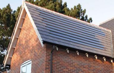 Tejas solares: una opción más verde que no compromete la estética