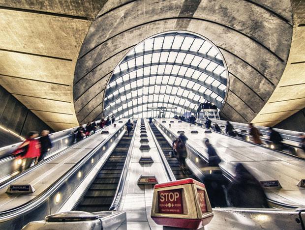 En Londres se calentarían viviendas con calor recolectado del Metro