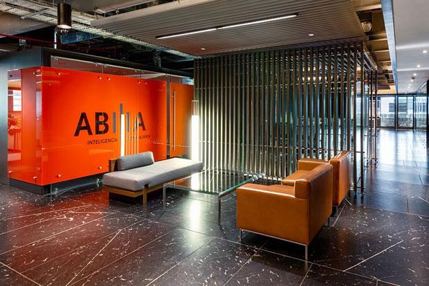 Prado sur 250 oficinas boutique abilia i blog i for Diseno oficinas industriales