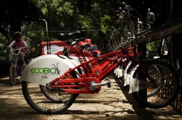 Premian al DF con el primer contador de bicis en Latinoamérica