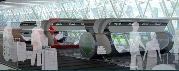 Tubos de vacío ¿Transporte del futuro?