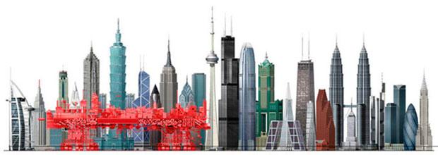 Una ciudad vagabunda para el siglo XXI