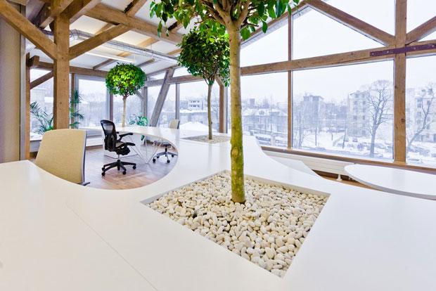 30 formas para tener una oficina más sustentable
