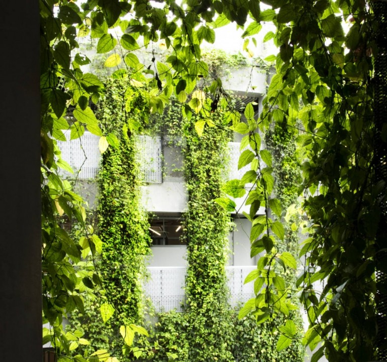 Arquitectura verde en Singapur