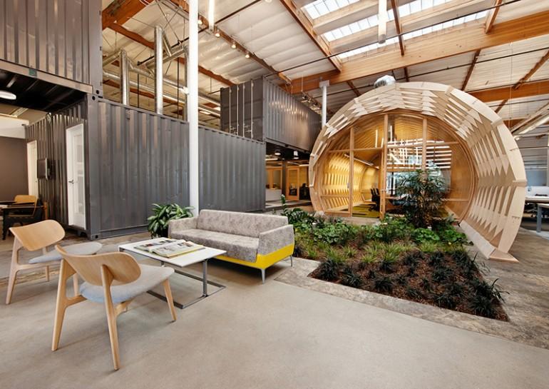 Hayden Place, oficinas sustentables