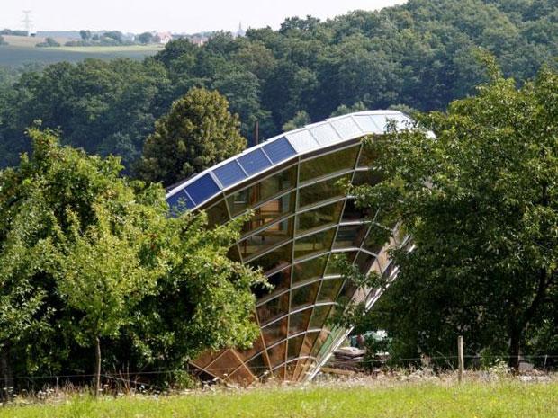 Heliodome: el futuro en la arquitectura bioclimática