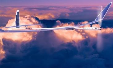 Titan Aerospace: un avión que utiliza energía solar