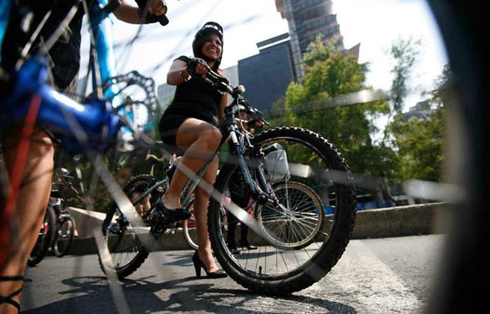Empresa en Chile paga a sus empleados por ir en bici al trabajo