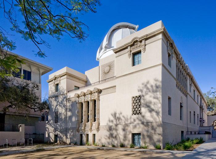 Laboratorio Linde + Robinson, Pasadena, California