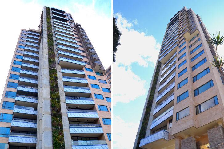 El 2do muro vivo m s alto del mundo est en latinoam rica for America todo un inmenso jardin