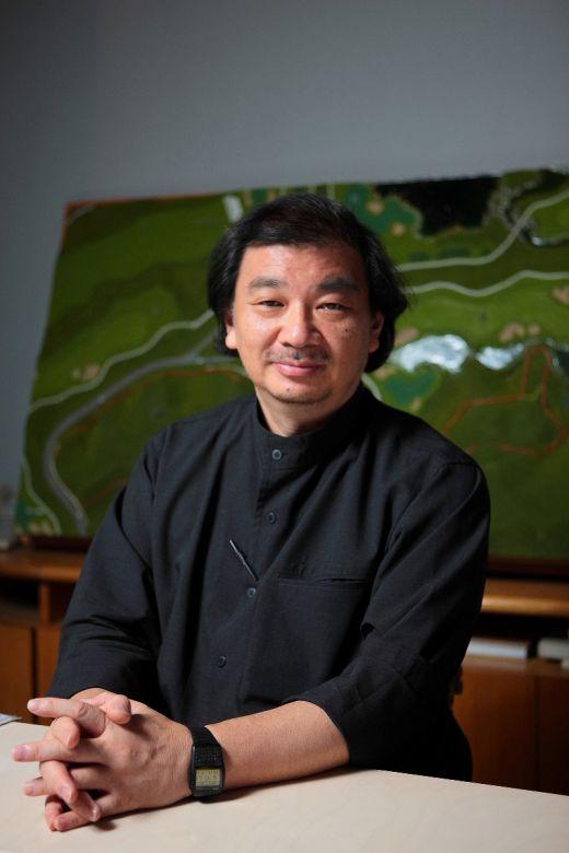 Shigeru Ban, el Pritzker sustentable