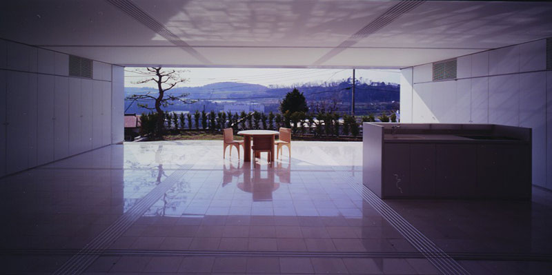 Nine-Square Grid House - Kanagawa, Japón, 1997