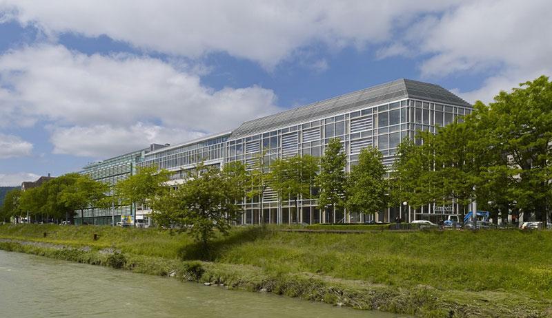 Edificio de Oficinas Tamedia – Zurich, Suiza, 2013
