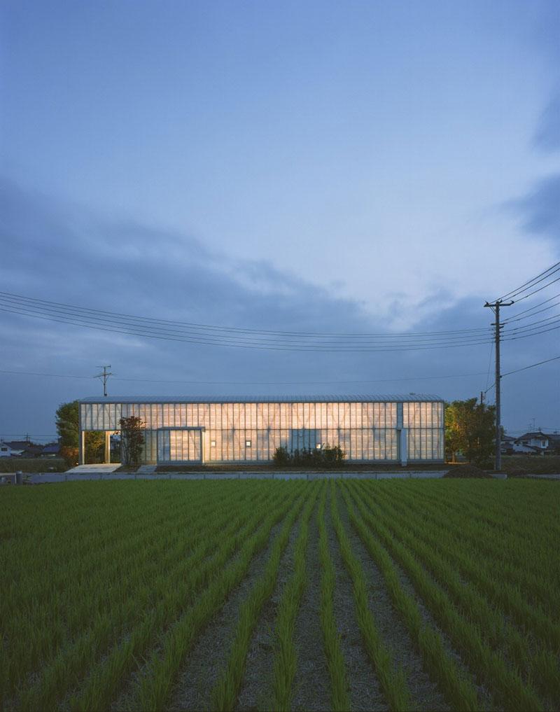 Naked House – Saitama, Japón, 2000