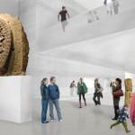 El Museo Mexic-Arte, un edificio verde y artístico