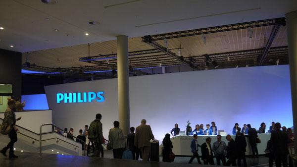 Philips presentó innovaciones en la iluminación LED