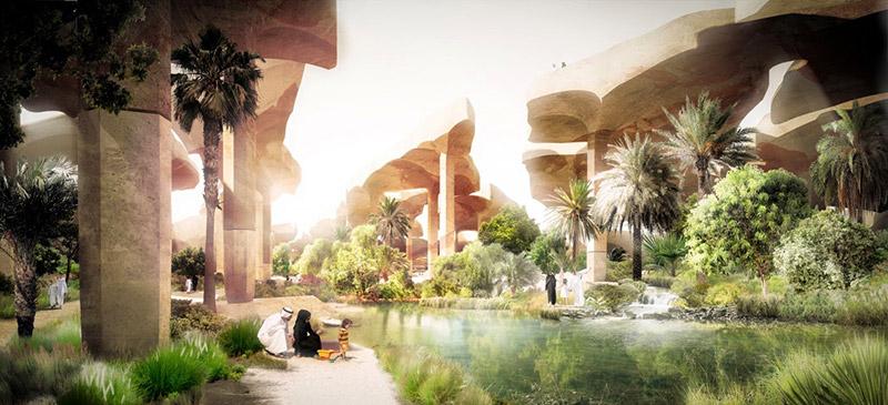 arquitectura-paisajismo-parque-subterraneo-dubai-1