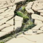 Abu Dabi crea un parque bajo el suelo