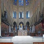 La tecnología LED ilumina Notre-Dame