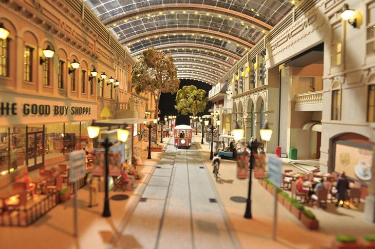 """""""Mall of the World"""" en Dubai, la 1ra ciudad de temperatura controlada"""