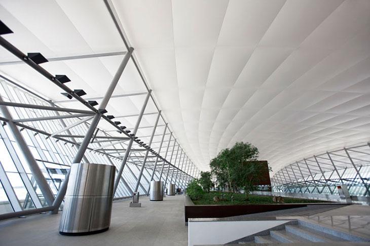 Uruguay tendrá el 1er aeropuerto sustentable del mundo