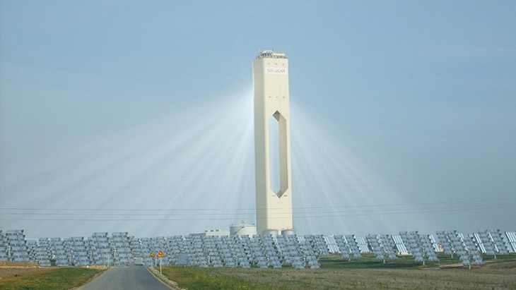 Se construirá en Chile la 1ra planta termosolar de América Latina