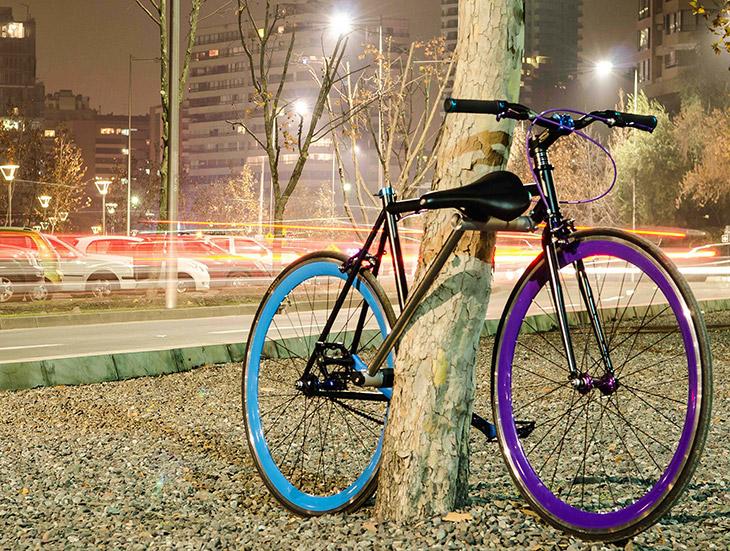 Inventan bicicleta imposible de robar