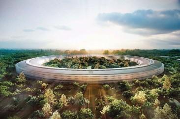 Nuevo campus de Apple ¿el edificio más verde del mundo?