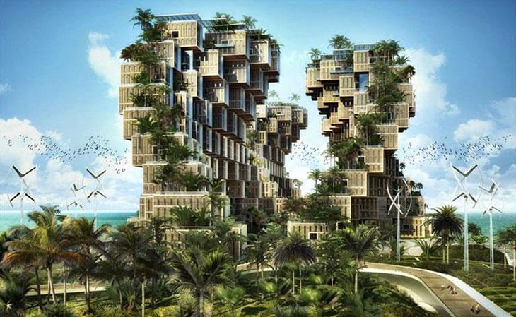 Qu es la arcolog a la arquitectura sustentable del for Que es arquitectonico wikipedia