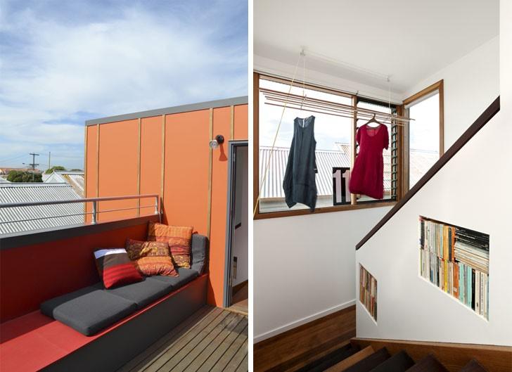 Casa de colores gana un premio de dise o interior verde - Cuanto gana un disenador de interiores ...