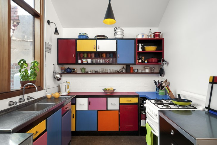 Colorful Kitchen Paint Ideas