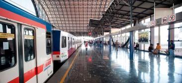 México tiene el 1er tren ligero impulsado por energía generada con basura