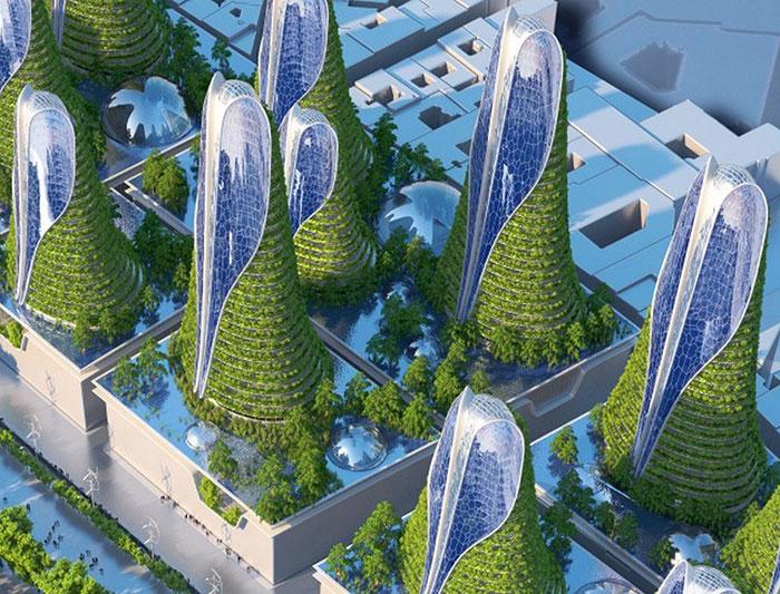 París aprueba proyecto futurista de renovación total para 2050